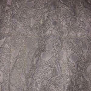 4b3b11838264 J. Crew Dresses - JCrew Nia Bridal one-shoulder floral-lace JUMPSUIT